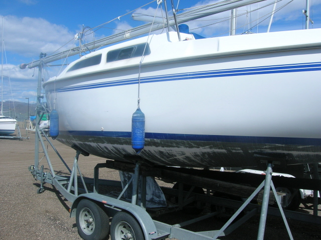 99 Catalina 250 Sail Boat Boat For Sale