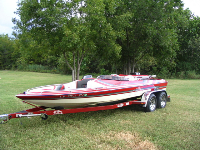 Ultra XT Bowrider Jet Boat Boat For Sale
