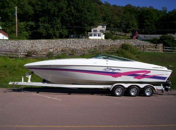97 BAJA 302 Boat For Sale 97 BAJA 302 Boat For Sale