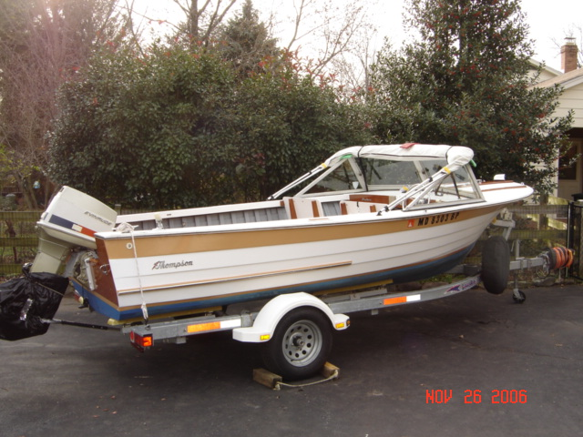 Used boat trailers for sale maryland