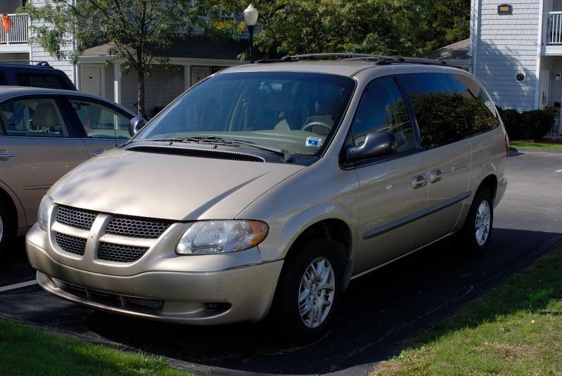 Dodge Caravan. Dodge Grand Caravan FWD V6