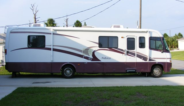 Excellent Itasca Rvs For Sale In Lake Alfred Florida