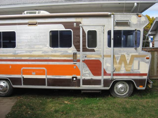 73 Winnebago Chieftain Rv For Sale