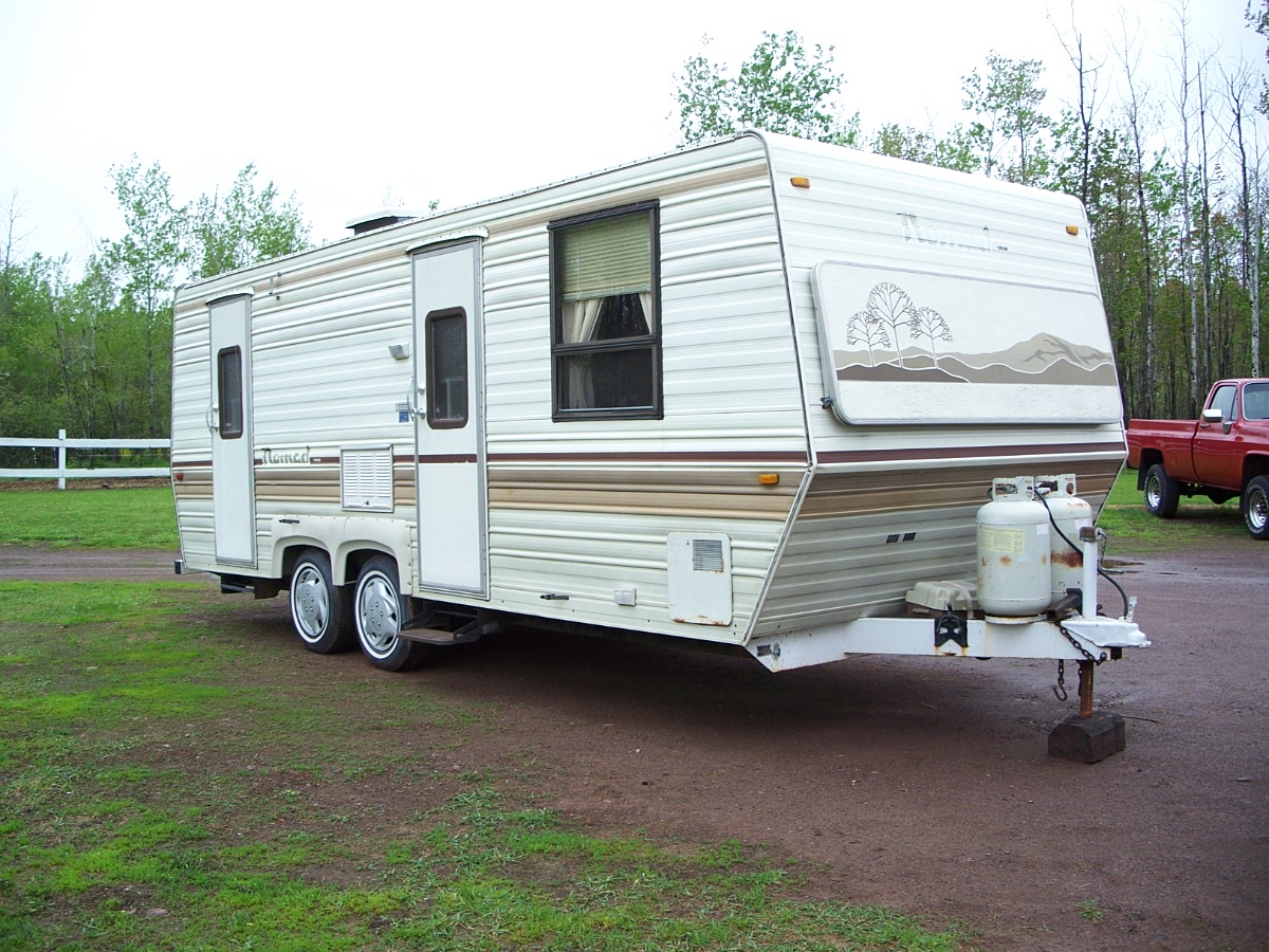 Used Motorhomes For Sale By Owner >> Nomad Camper