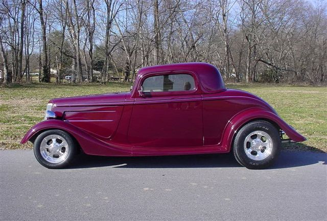 1934 ford 3 window coupe streetrod for 1934 ford 3 window coupe pictures