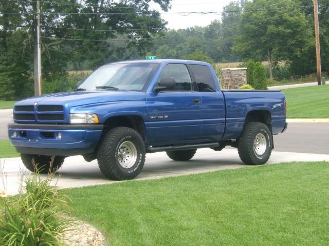 97 Dodge Ram 1500 4x4 For Sale