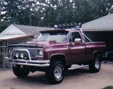 78 Chevy Silverado For Sale