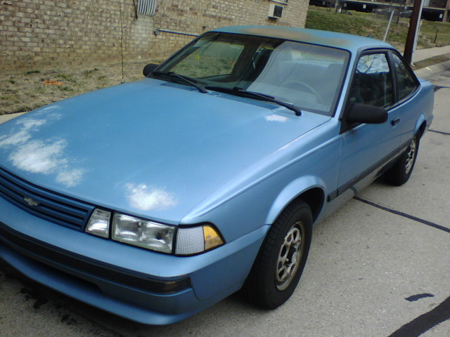 90 Chevy Cavalier For Sale