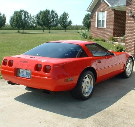 96 Chevrolet Corvette For Sale