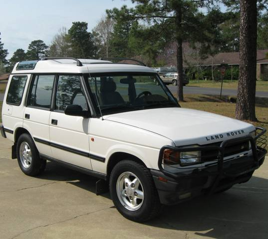 Used Land Rovers For Sale: 96 Land Rover For Sale