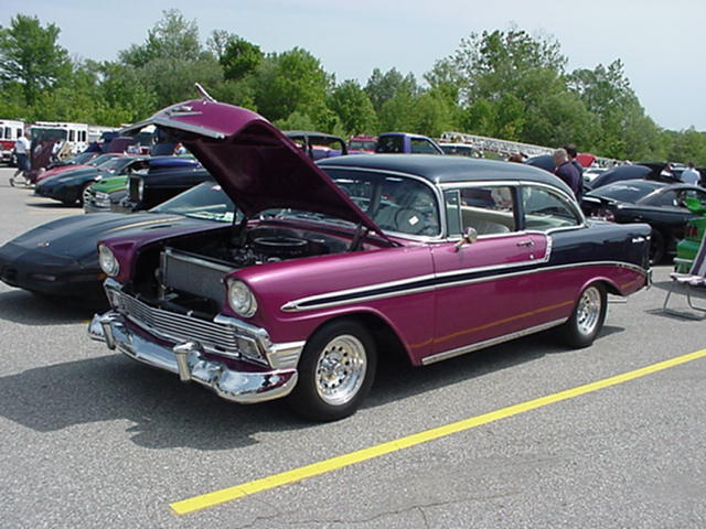 56 Chevrolet Belair For Sale