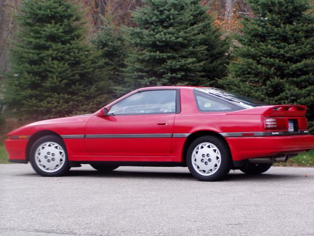 Martinez Used Cars >> 90 Toyota Supra $5,495 For Sale