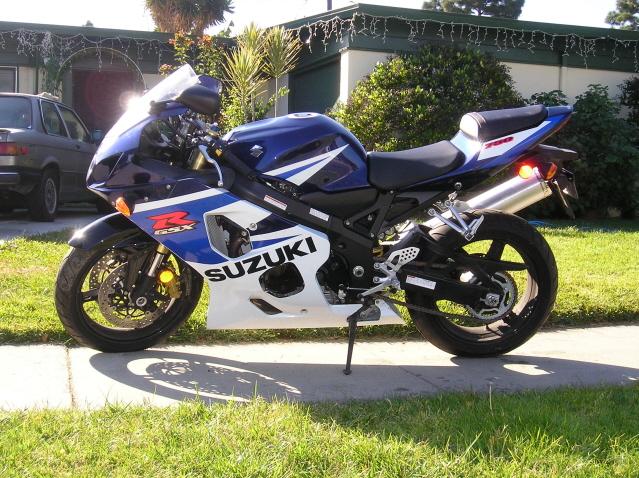 So I have an interesting dilemma (GSXR 750 vs ??) - Sportbikes.net