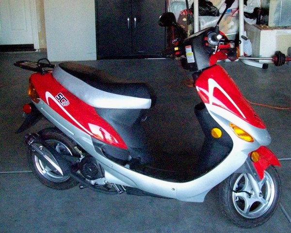 Baja Auto Sales >> 08 Baja SC50 Scooter Motorcycles For Sale