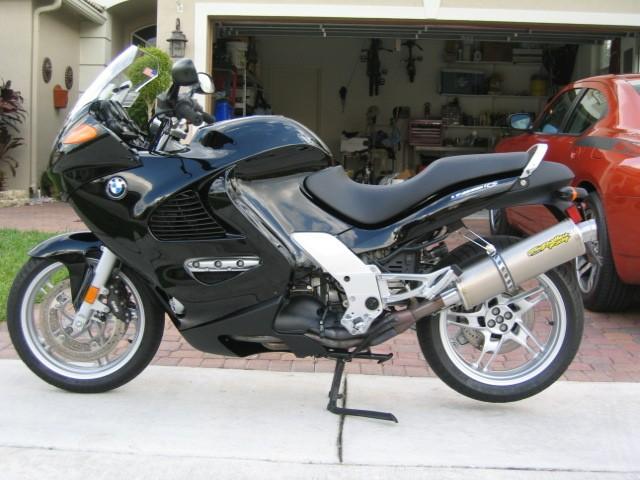 03 Bmw K1200rs