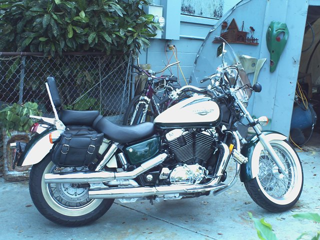 98 Honda Shadow Ace 1100 Motorcycles For Sale