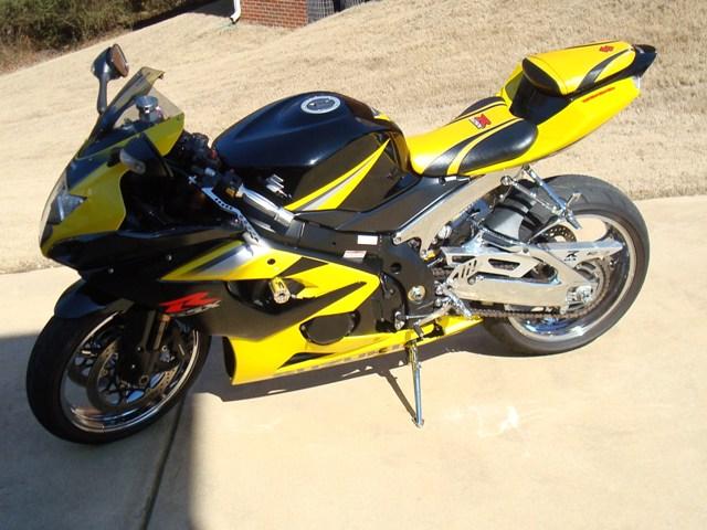 05 Suzuki GSX-R 1000 Motorcycles For Sale