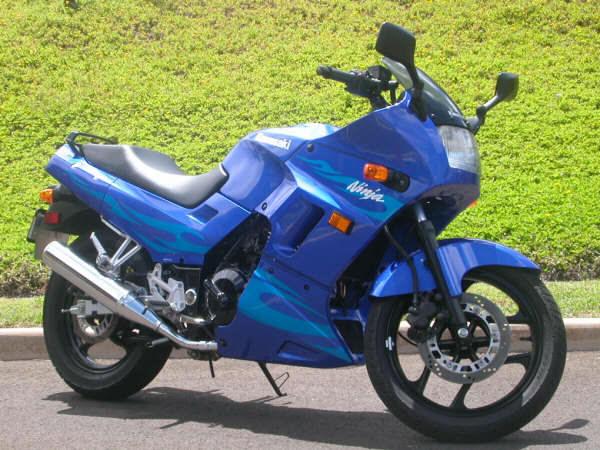 2006 Kawasaki Ninja 250