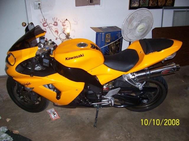 2006 Kawasaki ZX-10$6,995 View