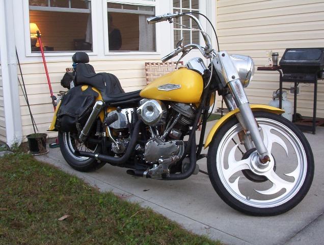 65 Harley-Davidson FL Panhead Motorcycles For Sale