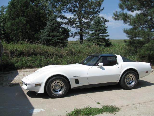 82 Corvette For Sale