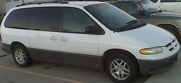 Dodge Caravan on 1998 Dodge Grand Caravan