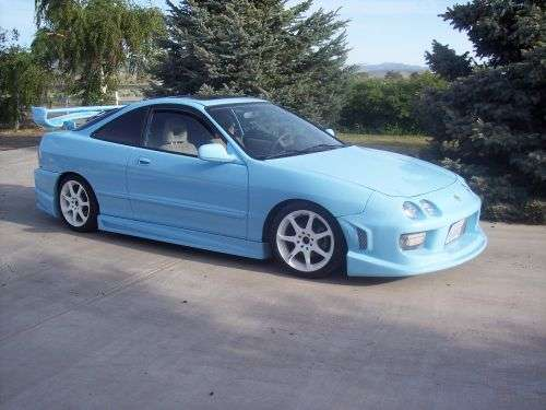 00 Acura Integra GSR For Sale