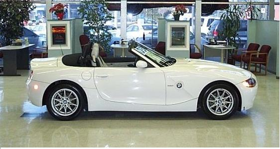 03 Bmw Z4 For Sale