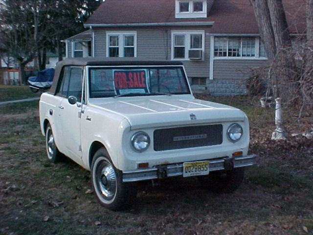 international scout for sale craigslist international scout 800 for