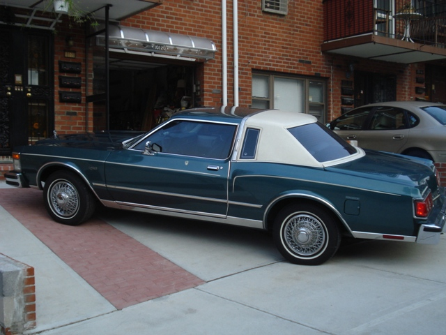 79 Chrysler Lebaron For Sale