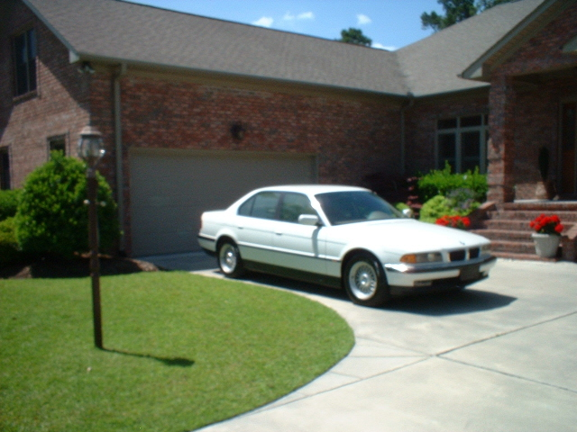 95 BMW 740i For Sale