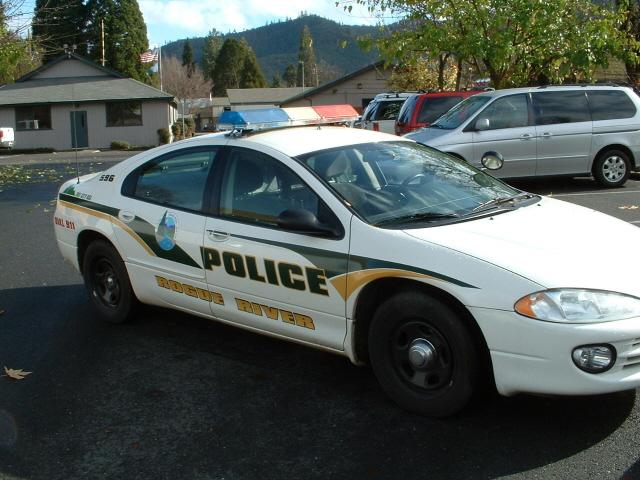 00 Dodge Intrepid Police Interceptor For Sale