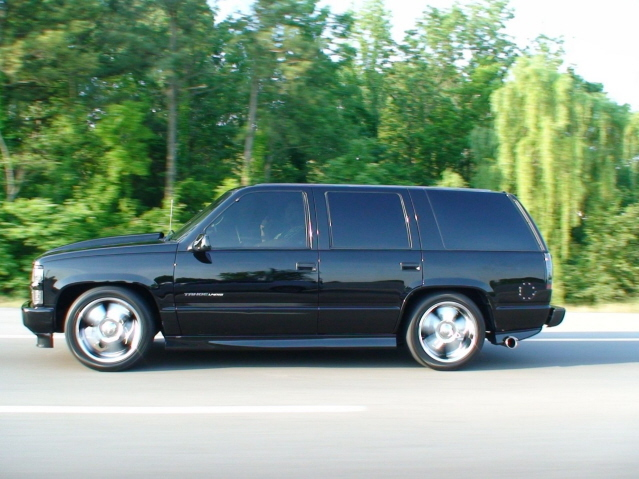 00 Chevy Tahoe Limited For Sale