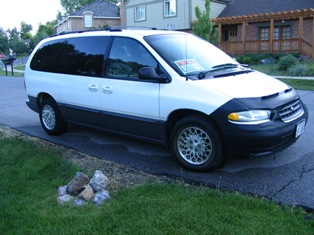 98 Plymouth Grand Voyager For Sale