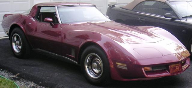 80 Chevrolet Corvette For Sale
