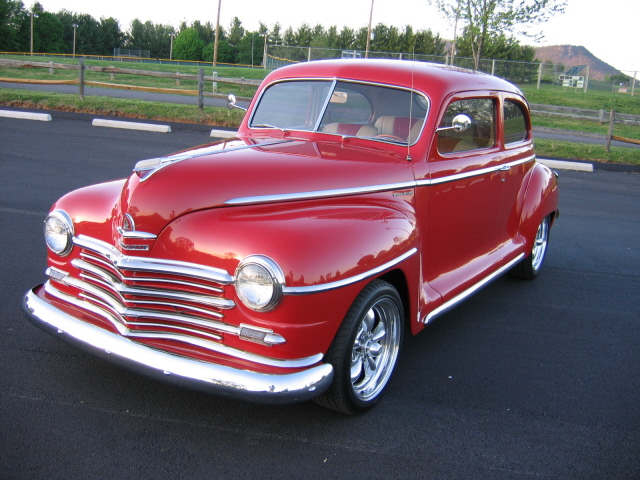 1947 Plymouth Special Deluxe Parts http://www.runwalkjog.com ...