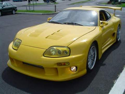 toyota supra for sale. 97 Toyota Supra For Sale