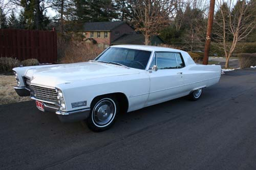 67 Cadillac Calais For Sale