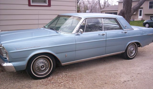 1965 Ford Galaxie 500 hardtop $5500 View