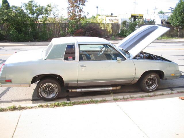 1981 Cutlass Supreme Car For Sale